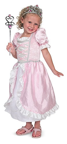 Princess role play costume