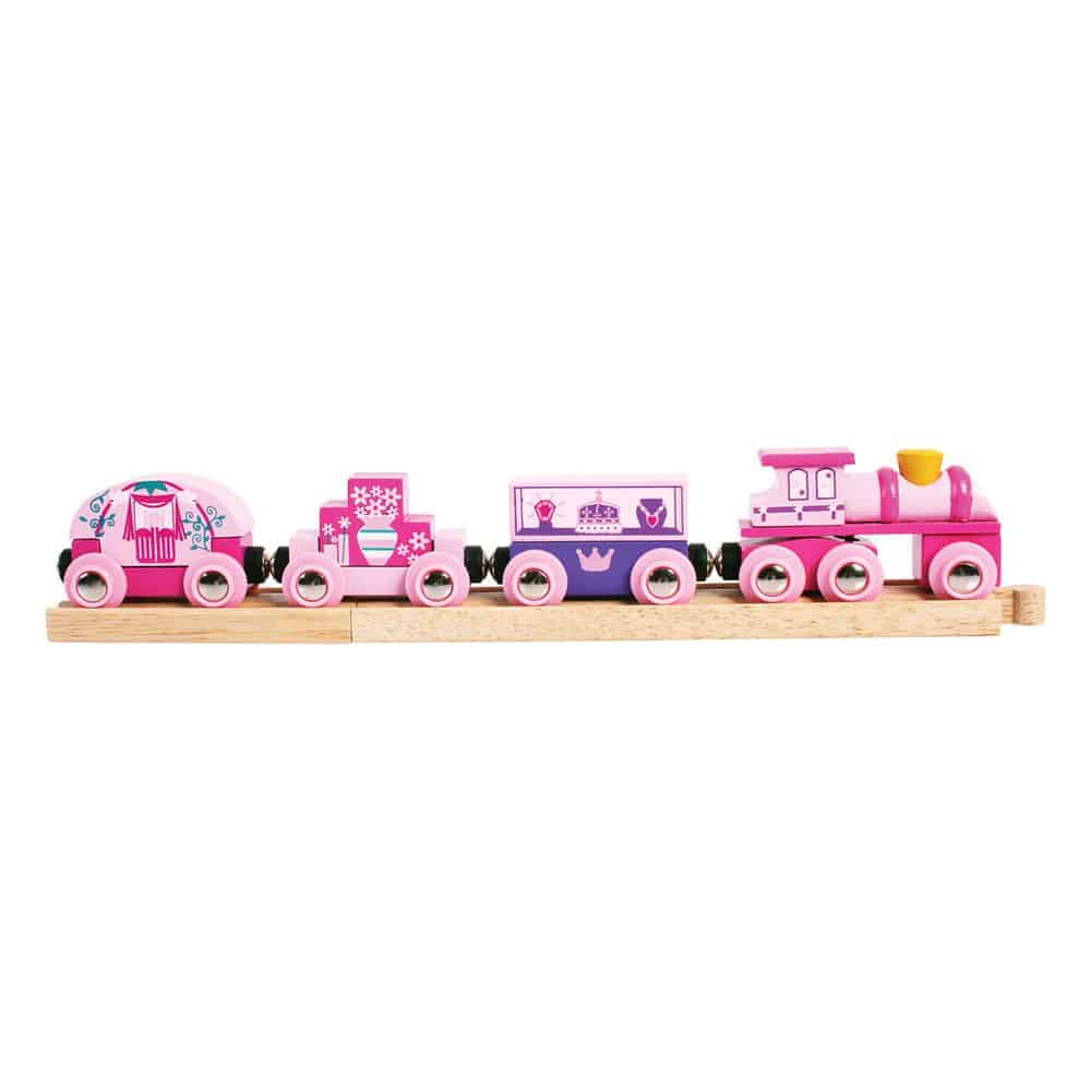 Pink Princess Train