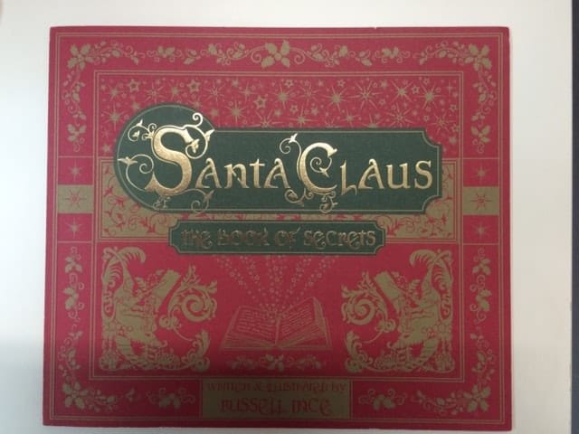 Santa Clause the book of Secrets