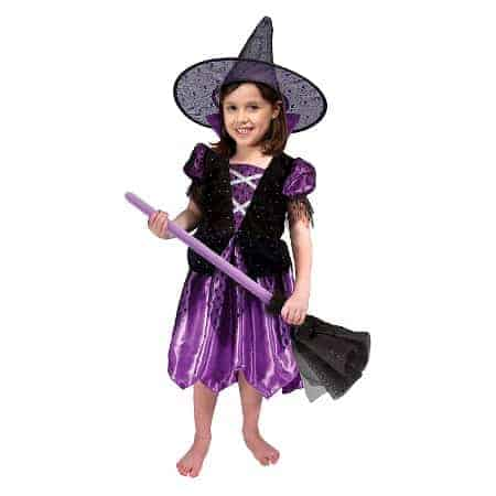 Witch role play costume