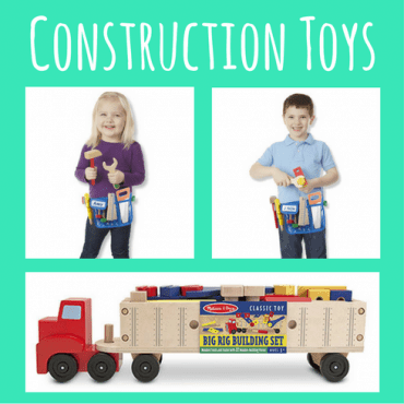 Wooden Construction Toys