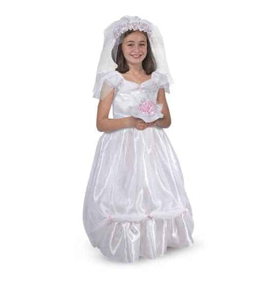 Bride Role Play Costume